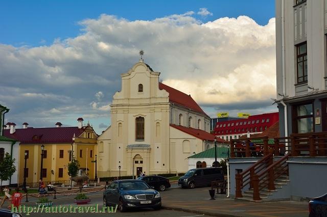 Фотография Костел св. Иосифа (Минск (Беларусь))