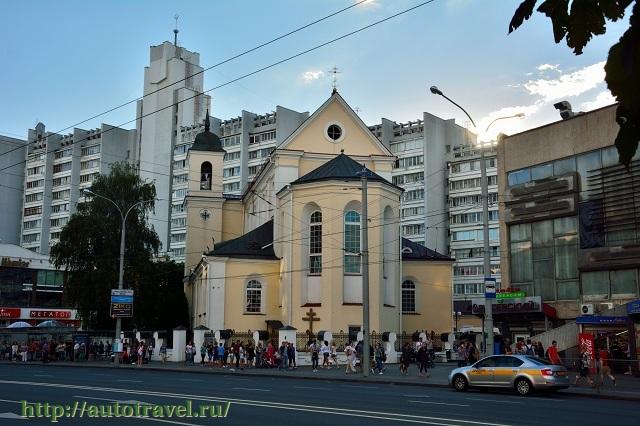 Фотография Церковь св. Петра и Павла (Минск (Беларусь))