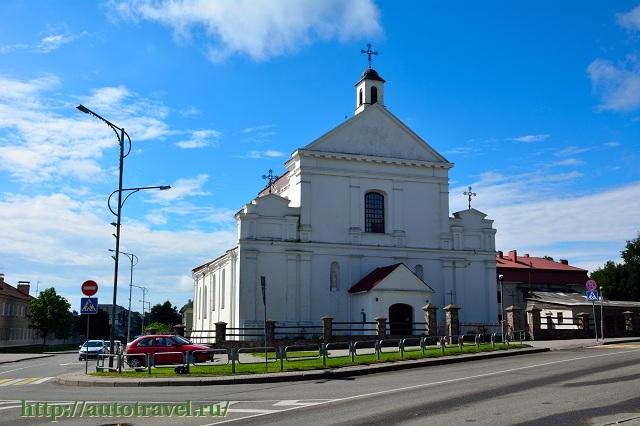 Фотография Костел Михаила Архангела (Новогрудок (Беларусь))