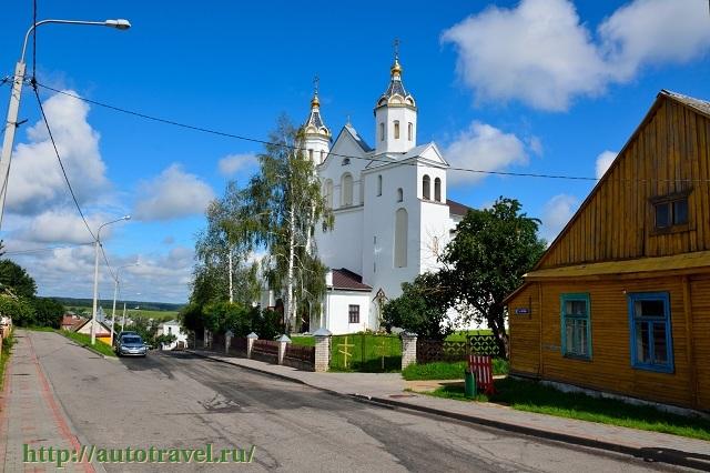 Фотография Церковь св. Бориса и Глеба (Новогрудок (Беларусь))