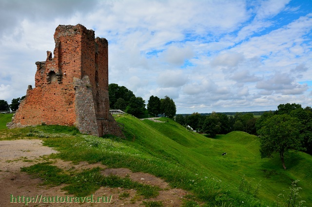 Фотография Малый замок (Новогрудок (Беларусь))