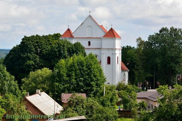 Фотография Фарный костел (Новогрудок (Беларусь))