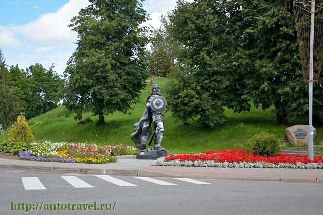 Фотография Архитектура Новогрудка (Новогрудок (Беларусь))