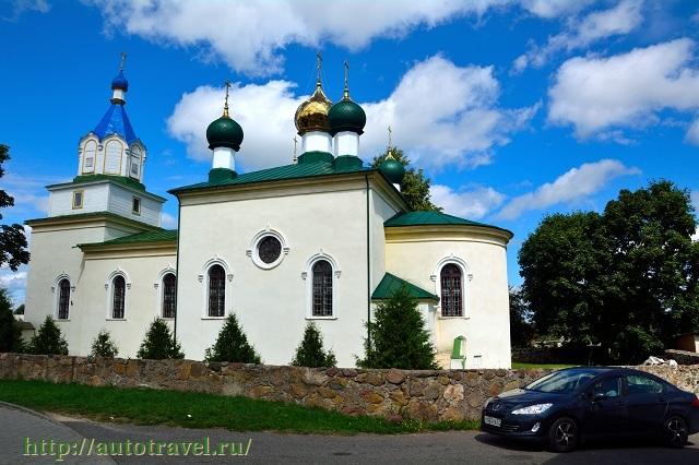 Фотография Церковь Троицкая (Мир (Беларусь))