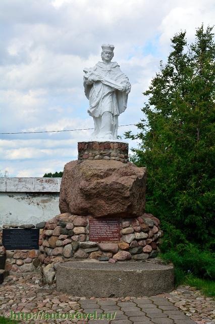 Фотография Костел иезуитов (Несвиж (Беларусь))