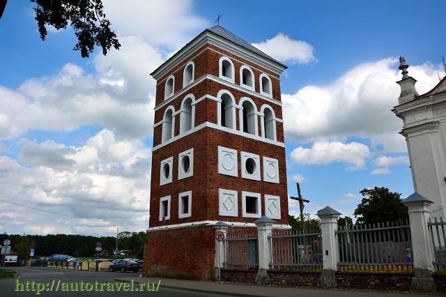 Фотография Замковая башня (Несвиж (Беларусь))