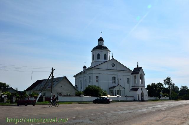 Фотография Спасо-Преображенский собор (Раков (Беларусь))