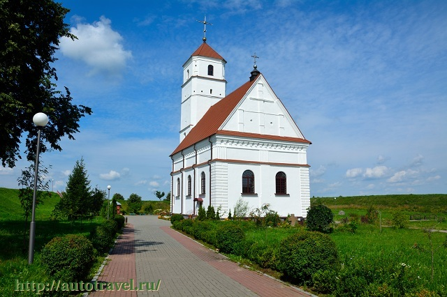 Фотография  Церковь Спасо-Преображенская (Заславль (Беларусь))
