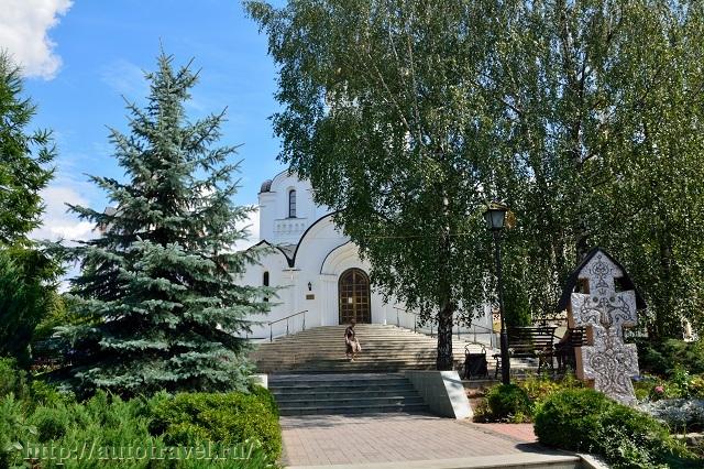 Фотография Свято-Елисаветинский монастырь (Минск (Беларусь))