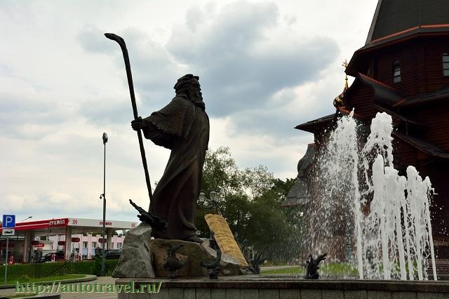 Фотография Всехсвятская церковь (Минск (Беларусь))