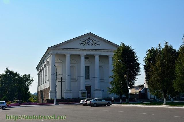 Фотография Костел св. Иосифа (Воложин (Беларусь))
