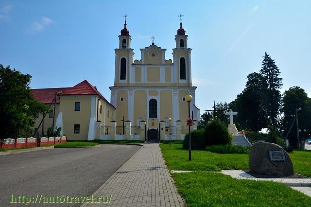 Фотография Костел святых Петра и Павла (Ивье (Беларусь))
