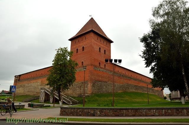 Фотография Замок Гедимина (Лида (Беларусь))