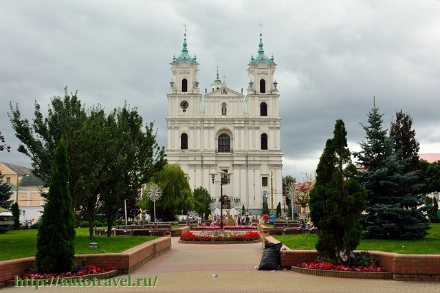 Фотография Костел Святого Франциска Ксаверия (Гродно (Беларусь))
