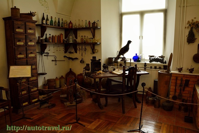Фотография Старинная аптека (Гродно (Беларусь))
