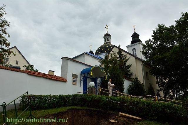 Фотография Монастырь Рождества Богородицы (Гродно (Беларусь))