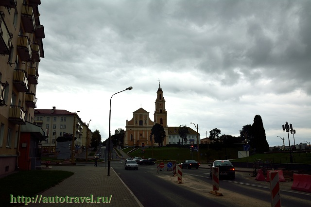 Фотография Костел Отыскания Святого Креста (Гродно (Беларусь))