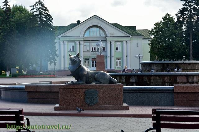 Фотография Памятник 1000 летия города Волковыск (Волковыск (Беларусь))