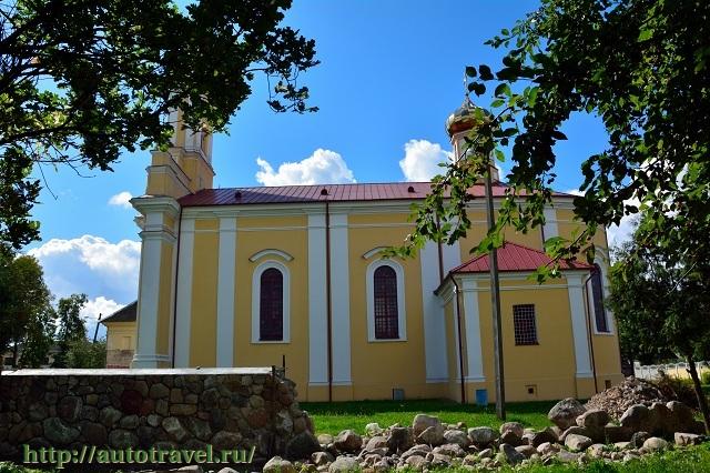 Фотография Церковь св. Петра и Павла (Ружаны (Беларусь))