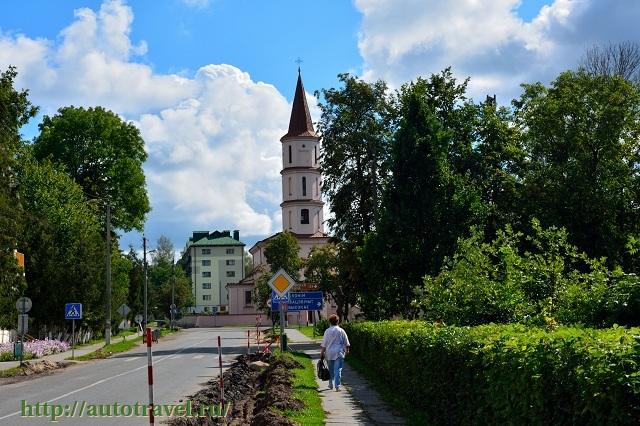 Фотография Троицкий костел (Ружаны (Беларусь))