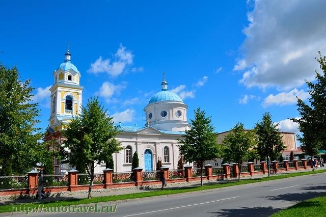 Фотография Собор св. Александра Невского (Пружаны (Беларусь))