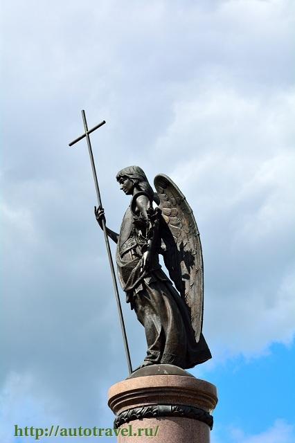 Фотография Памятник 1000-летия Бреста (Брест (Беларусь))