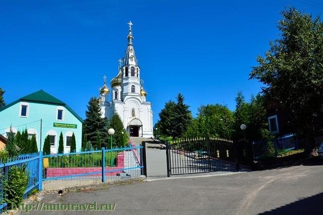Фотография Свято-Симеоновская церковь (Каменец (Беларусь))