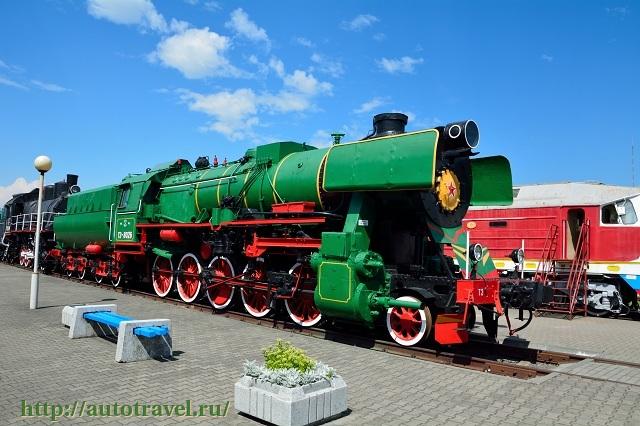 Фотография Музей железнодорожной техники (Брест (Беларусь))