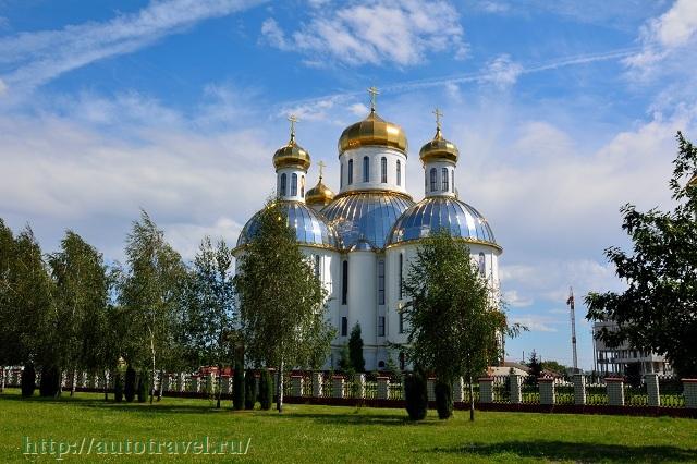 Фотография Свято-Воскресенский собор (Брест (Беларусь))