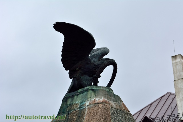 Фотография Памятник первой победе русских войск над армией Наполеона (Кобрин (Беларусь))