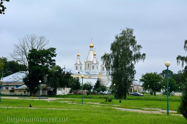 Фотография Собор святого Александра Невского (Кобрин (Беларусь))