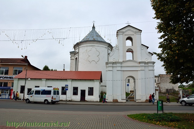 Фотография Монастырь бернардинок (Слоним (Беларусь))