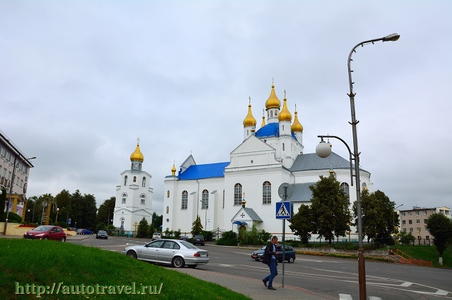 Фотография Спасо-Преображенский собор (Слоним (Беларусь))