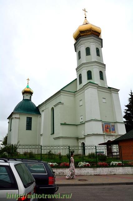Фотография Троицкая церковь (Слоним (Беларусь))