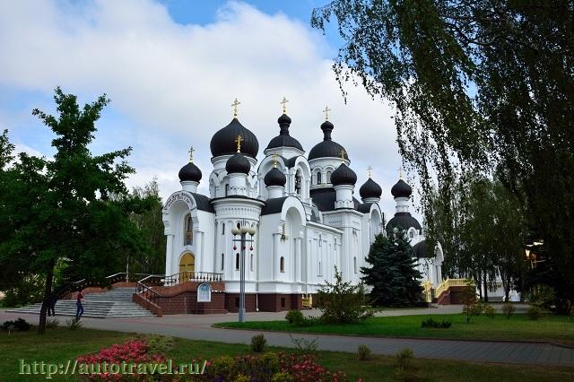 Фотография Церковь святых Жен-Мироносиц (Барановичи (Беларусь))