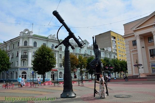 Фотография Солнечные часы, памятник