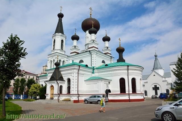 Фотография Кафедральный собор Трех Святителей (Могилев (Беларусь))