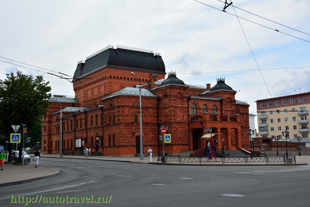 Фотография Могилевский областной театр драмы (Могилев (Беларусь))