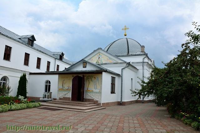 Фотография Свято-Никольский монастырь (Могилев (Беларусь))