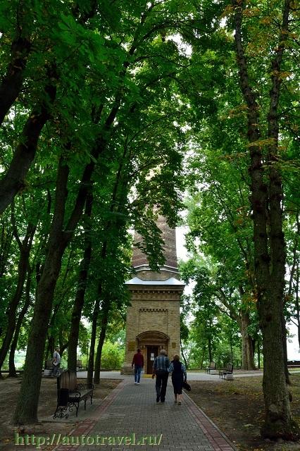Фотография Гомельский дворцово-парковый ансамбль (Гомель (Беларусь))