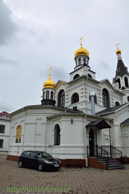 Фотография Свято-Никольский монастырь (Гомель (Беларусь))