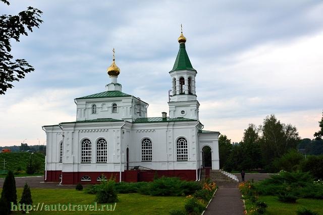 Фотография Храм Покрова Пресвятой Богородицы (Полоцк (Беларусь))