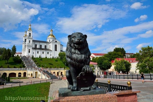 Фотография Свято-Успенский кафедральный собор (Витебск (Беларусь))