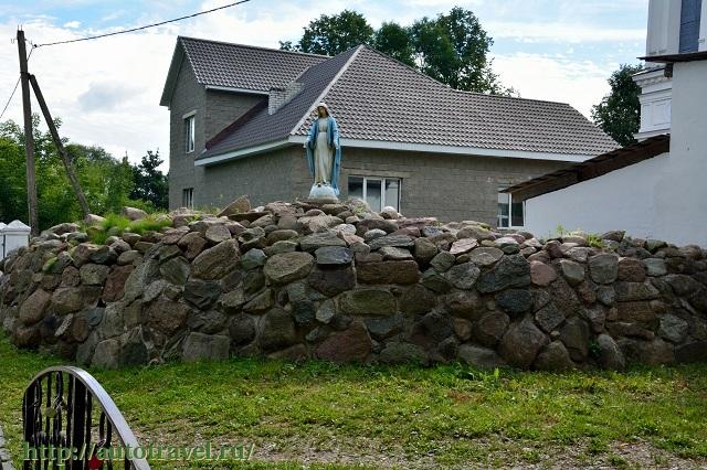 Фотография Костел св. Казимира (Лепель (Беларусь))