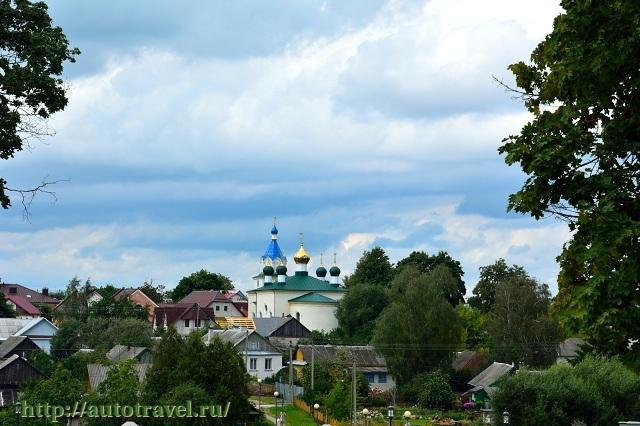 Фотография Архитектура города (Мир (Беларусь))