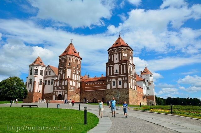 Фотография Замок Ильиничей (Мир (Беларусь))