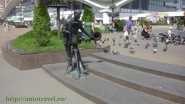 Фотография Комаровский рынок (Минск (Беларусь))