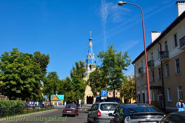 Фотография Церковь св. Николая (Брест (Беларусь))
