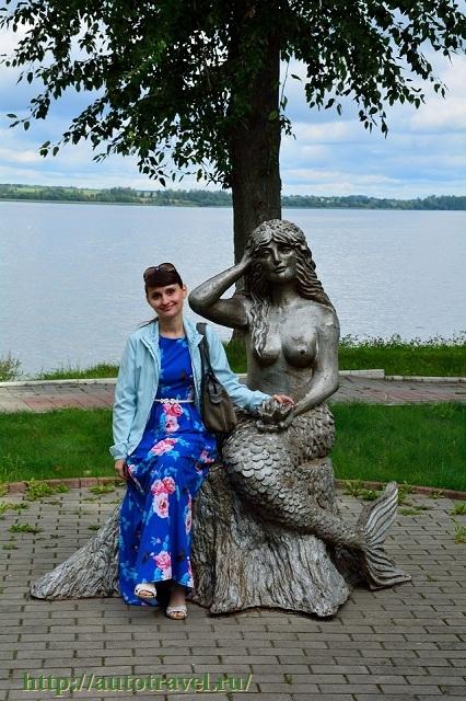 Фотография Современная городская скульптура (21 век) (Лепель (Беларусь))