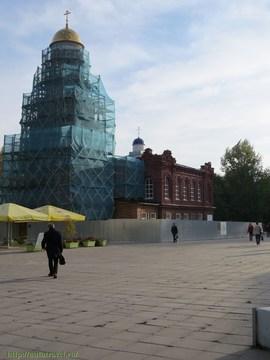 Саратов (Саратовская область): Достопримечательность Храм святителя Митрофана Воронежского